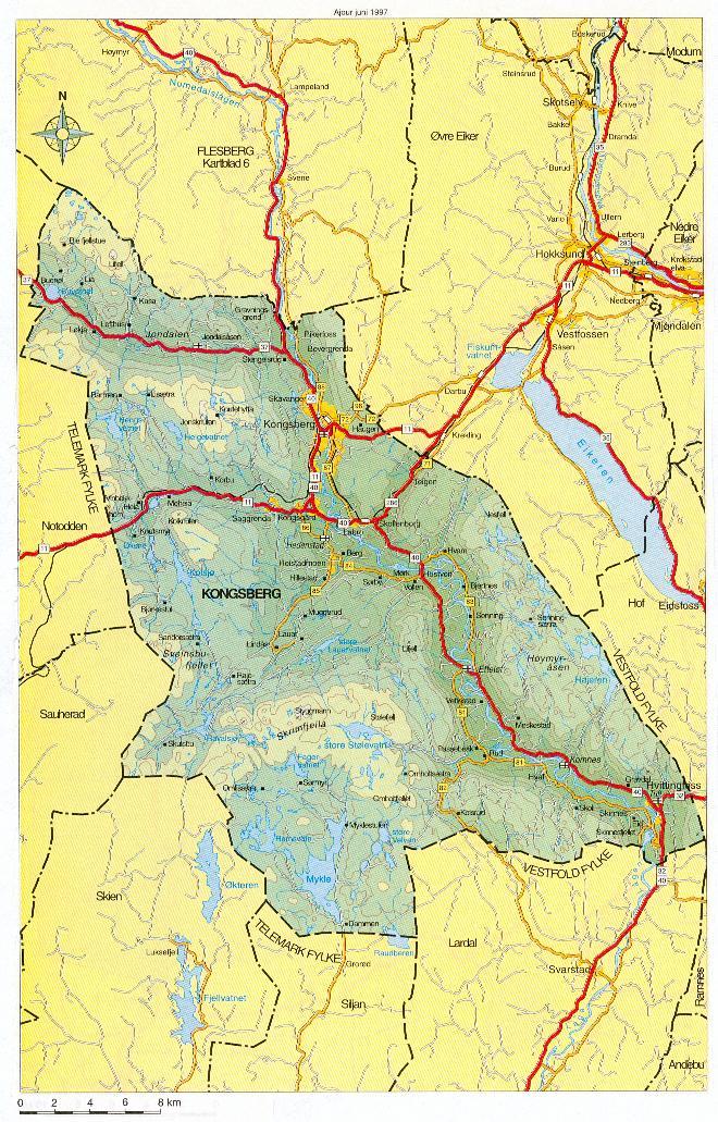 gran kommune kart STORSOPPER I KONGSBERG KOMMUNE, BUSKERUD gran kommune kart