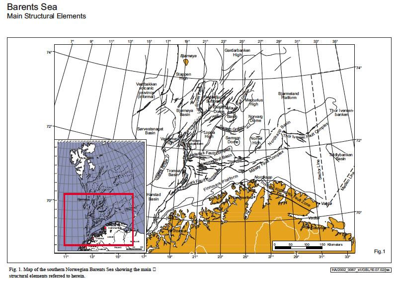 barents sea geology - photo #42
